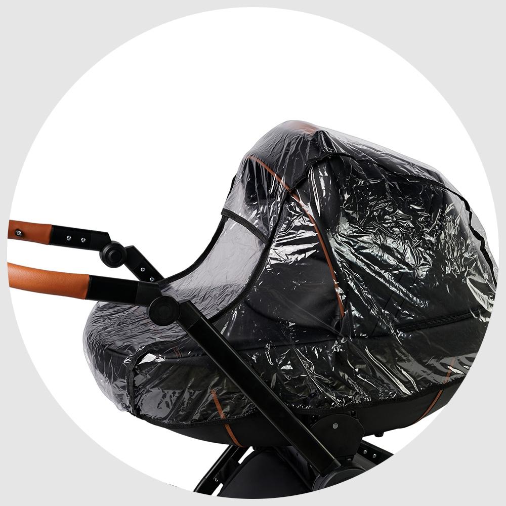 Дождевик, защищающий от ветра и дождя